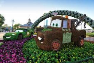 disney epcot garden festival towmater
