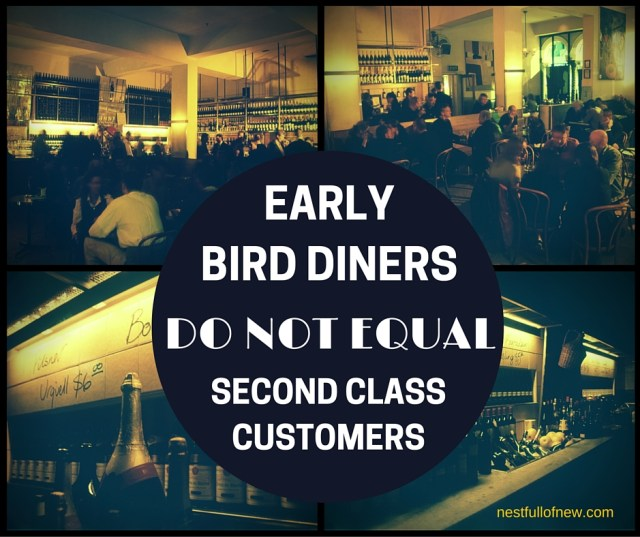 Early Bird Diners