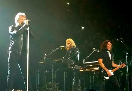 Bon Jovi THINFS Atlanta