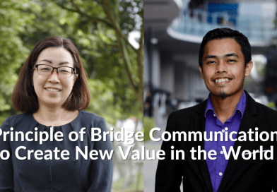 Principle of Bridge Communication to Create New Value in the World