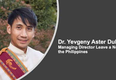 A Cuppa With LVNS Leader in Asia