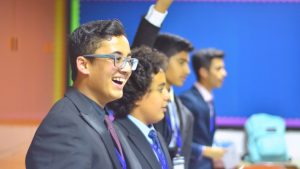 NESMUN Conference 2017