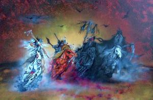 Short Story: The Four Horsemen