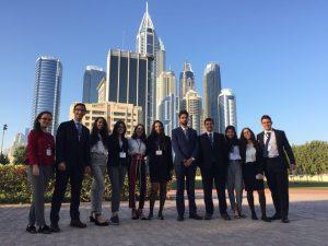 Harvard Model Congress Dubai 2018