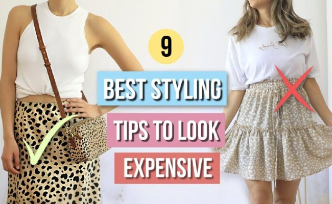 9 Best Styling Tips Every Girl Should Know To Look Chic Early Fall Outfit Ideas Nestia