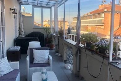 ATTICO CON TERRAZZO IN VENDITA – TORINO - Nest Immobiliare