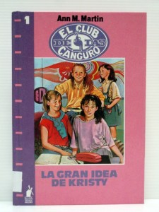 El Club de las Canguro, back from my childhood