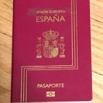 My poor, neglected passport