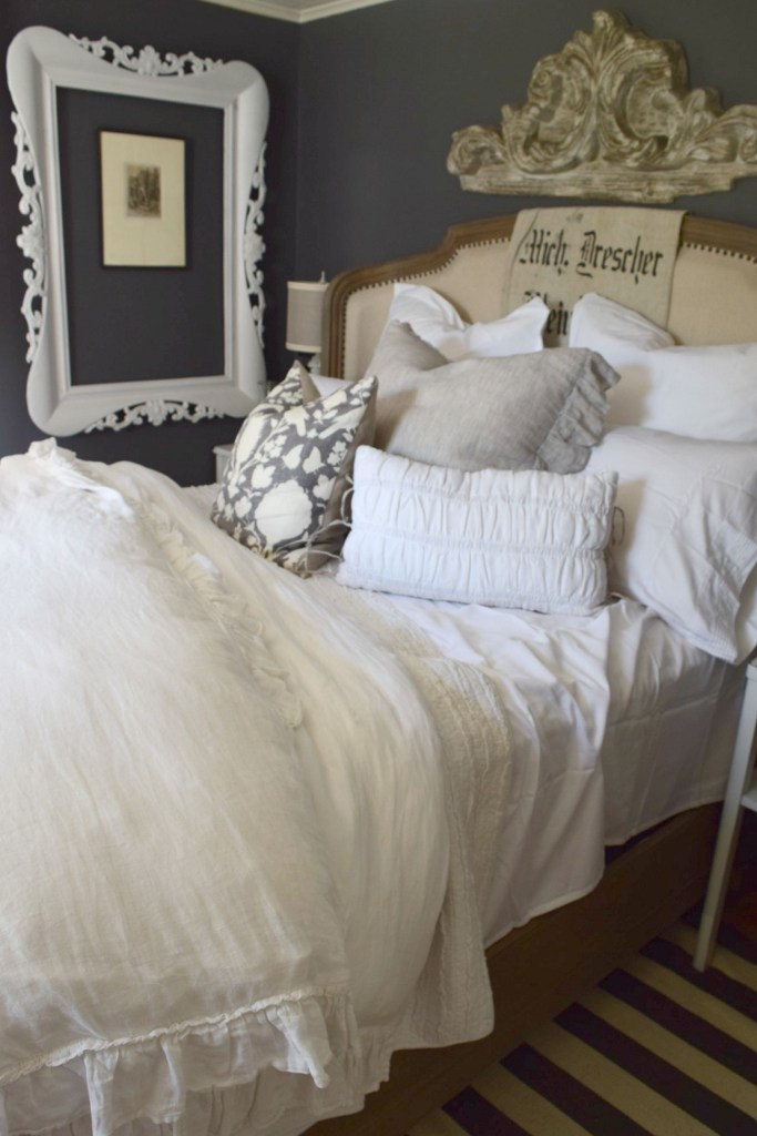 Connecticut Master Bedroom Tour - Nesting With Grace