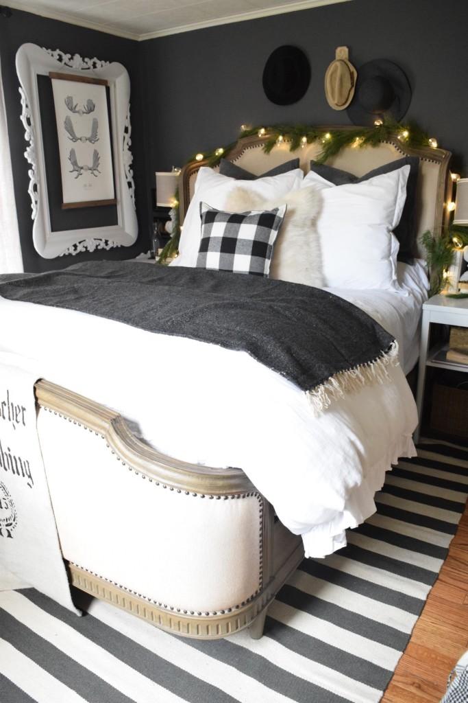 master bedroom shelter bed