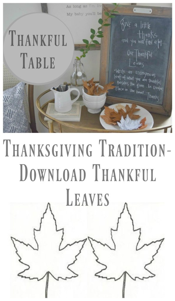 Thanksgiving Table Decorations and Table Setting Ideas