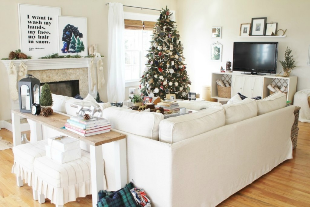 Christmas Favorite Home Decor 2015