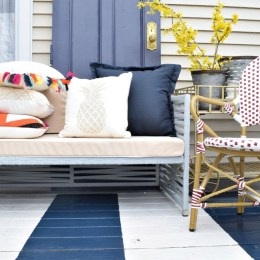 Outdoor Living Inspiration and Progress