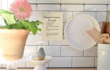 mother day gift ideas- DIY sentimental easy gift
