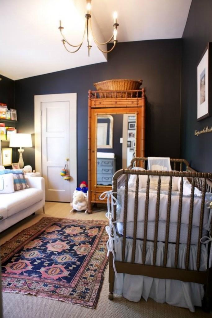 daybed in nursery ideas