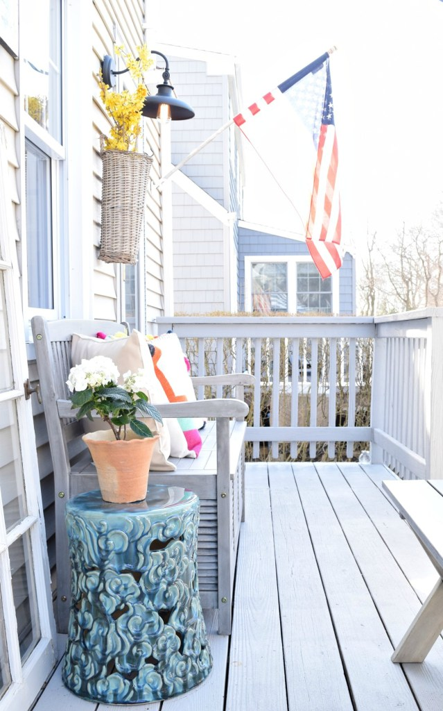Backyard Deck Remodel - Nesting With Grace on Backyard Redesign Ideas id=23478