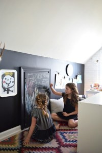 Kids Space in a Tiny House - Nesting With Grace