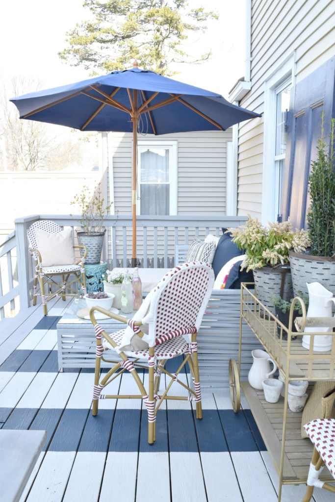 Summer Home tour and Exterior Curb Appeal