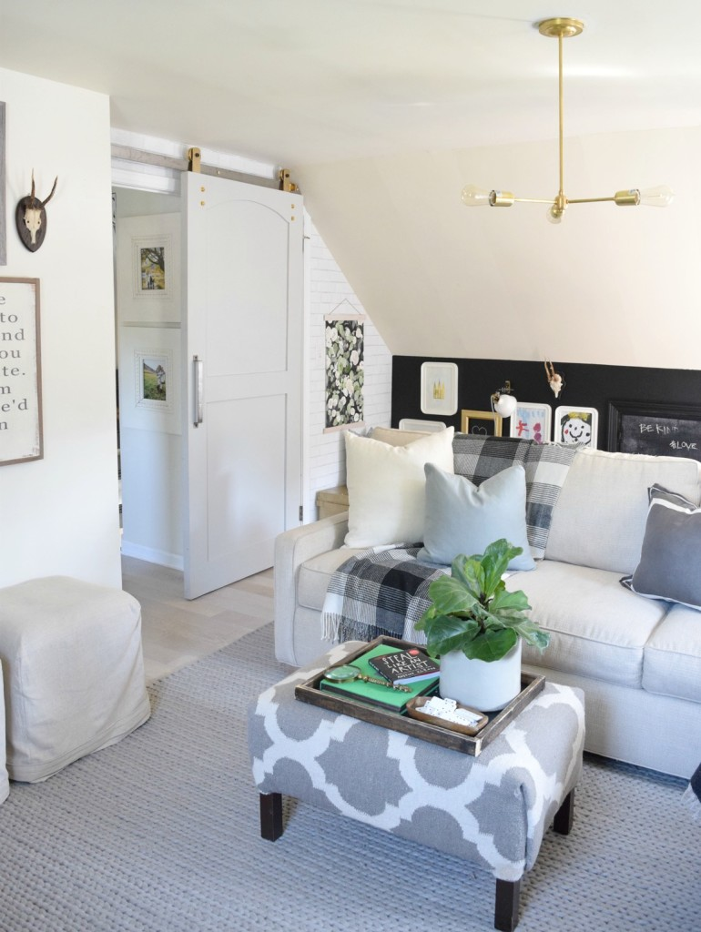Summer Home Tour and Family Room updates