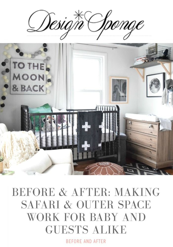 Baby Boy Nursery feature Design Sponge, Project Nursery and Wayfair