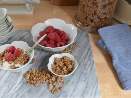 Healthy Granola Recipe and Healthy Snack