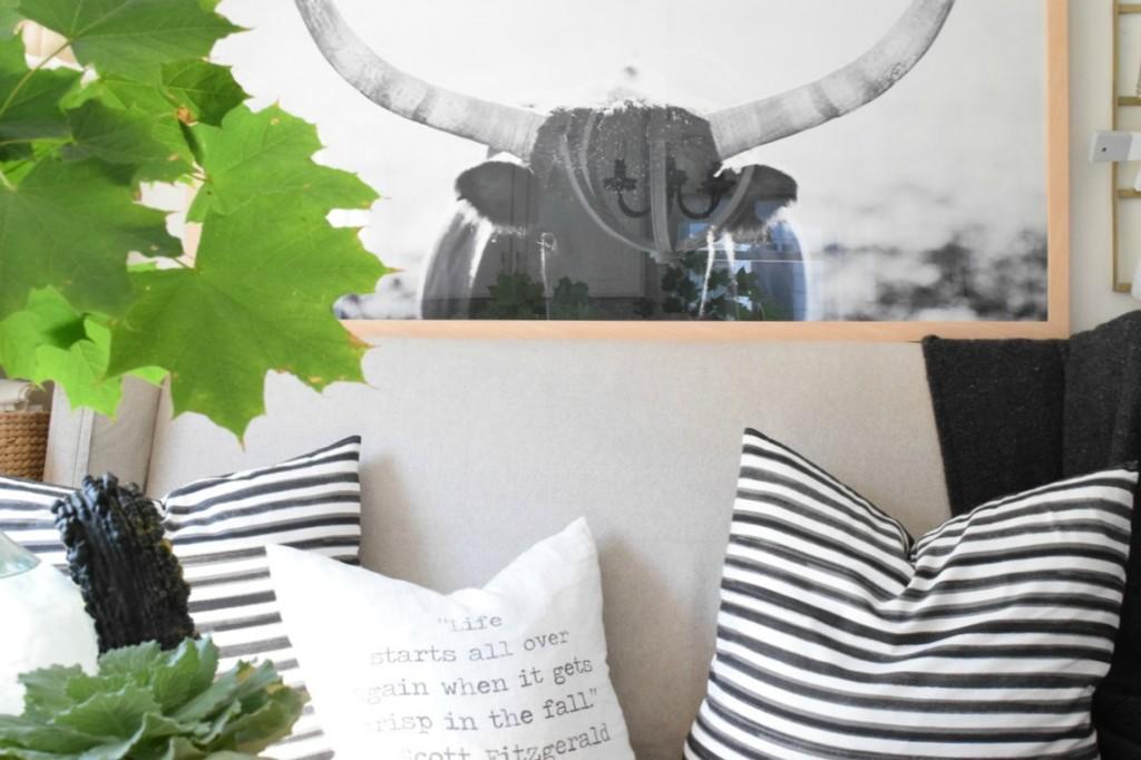 Fall Blogger Home Tour- Fall decor ideas