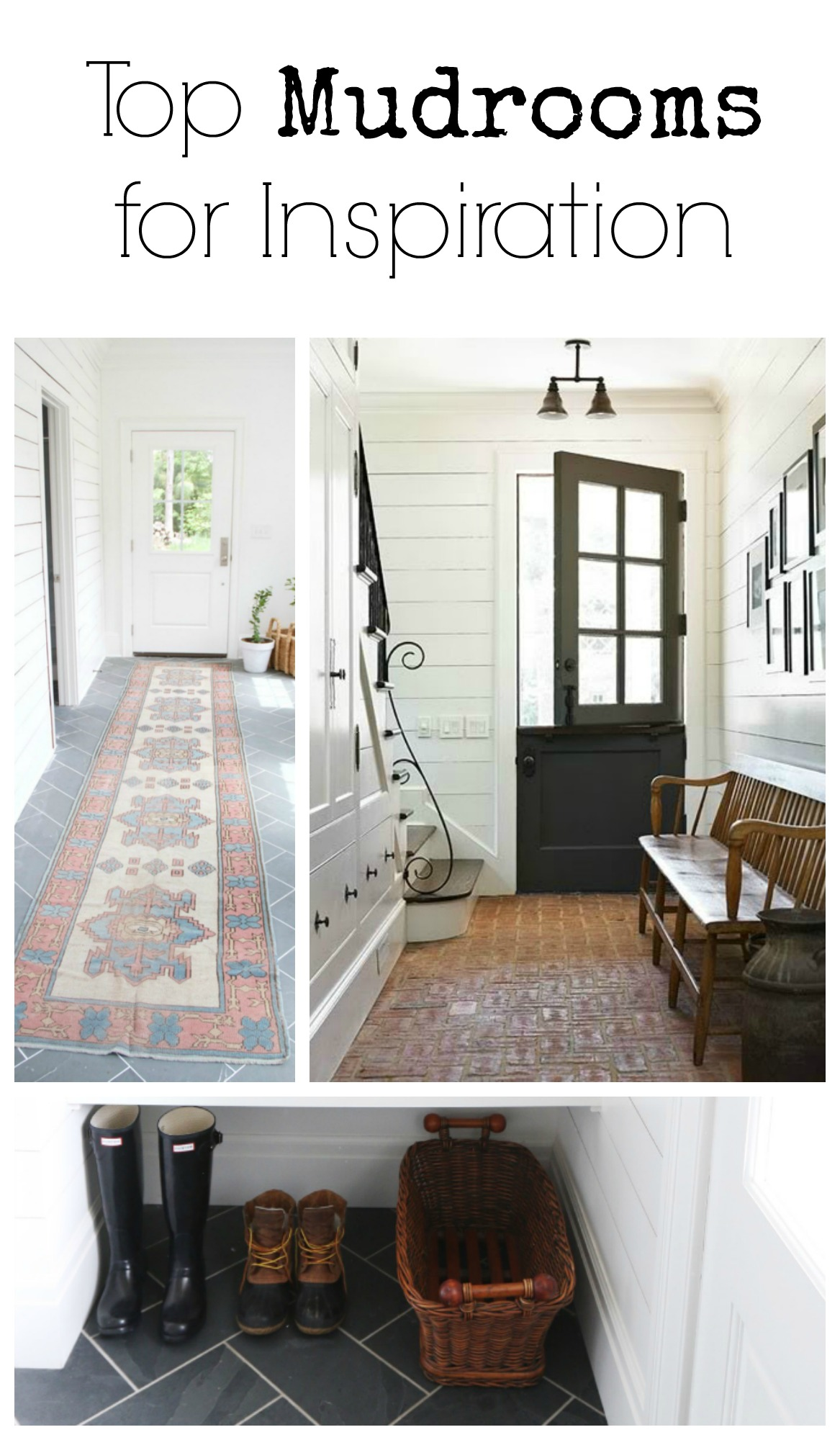 Mudroom Inspiration And Ideas Lowes