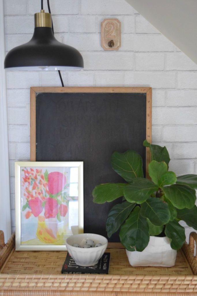 Bar Cart Styling Tips- For Everyday Use