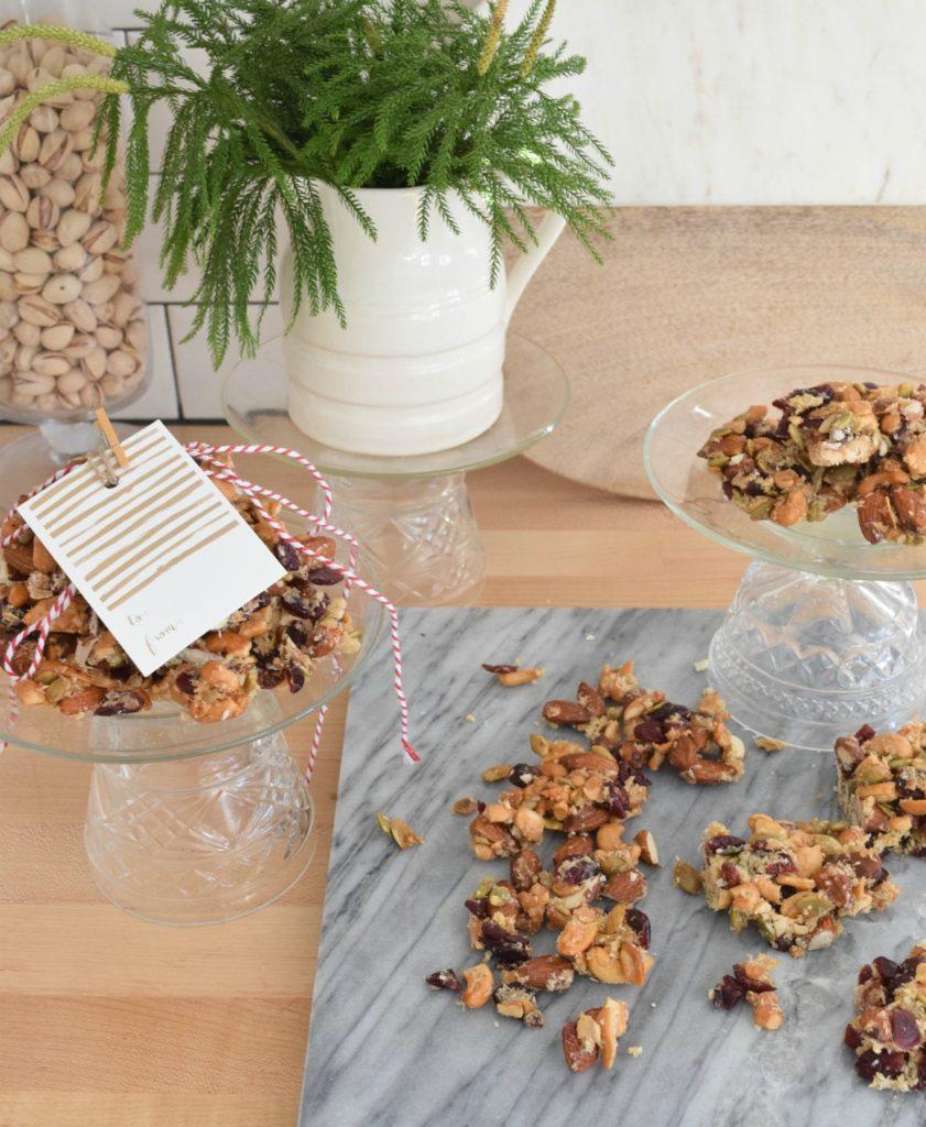 Healthy Paleo and Gluten Free Nut Bars