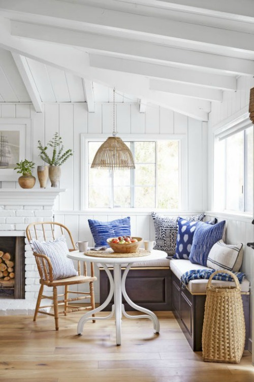 Beau Banquette Seating  Inspiration For Kitchen