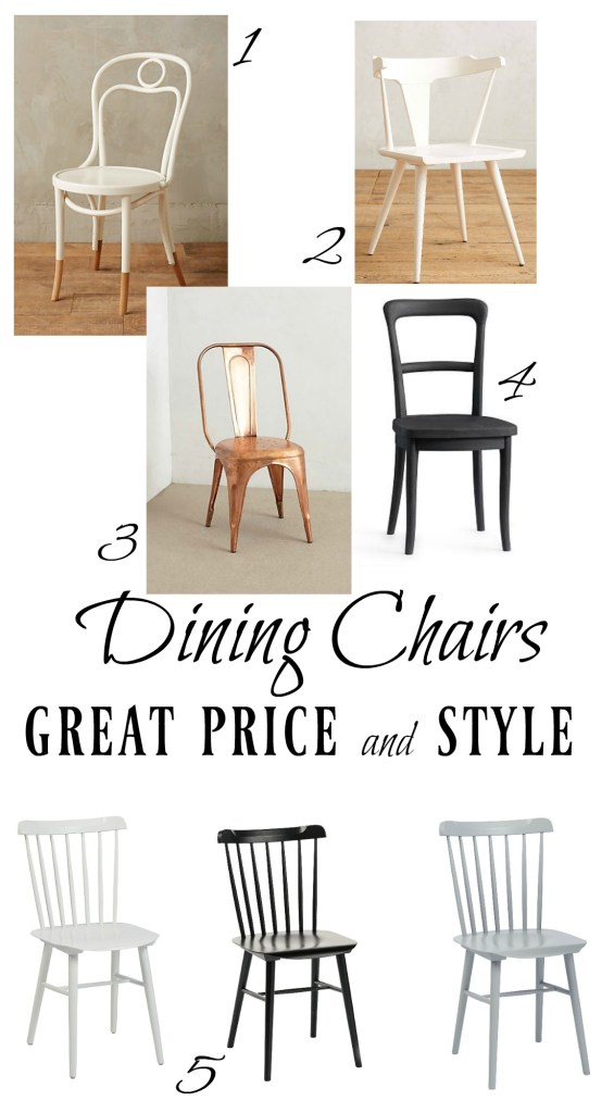 Banquette Seating- Kitchen Dining Chairs
