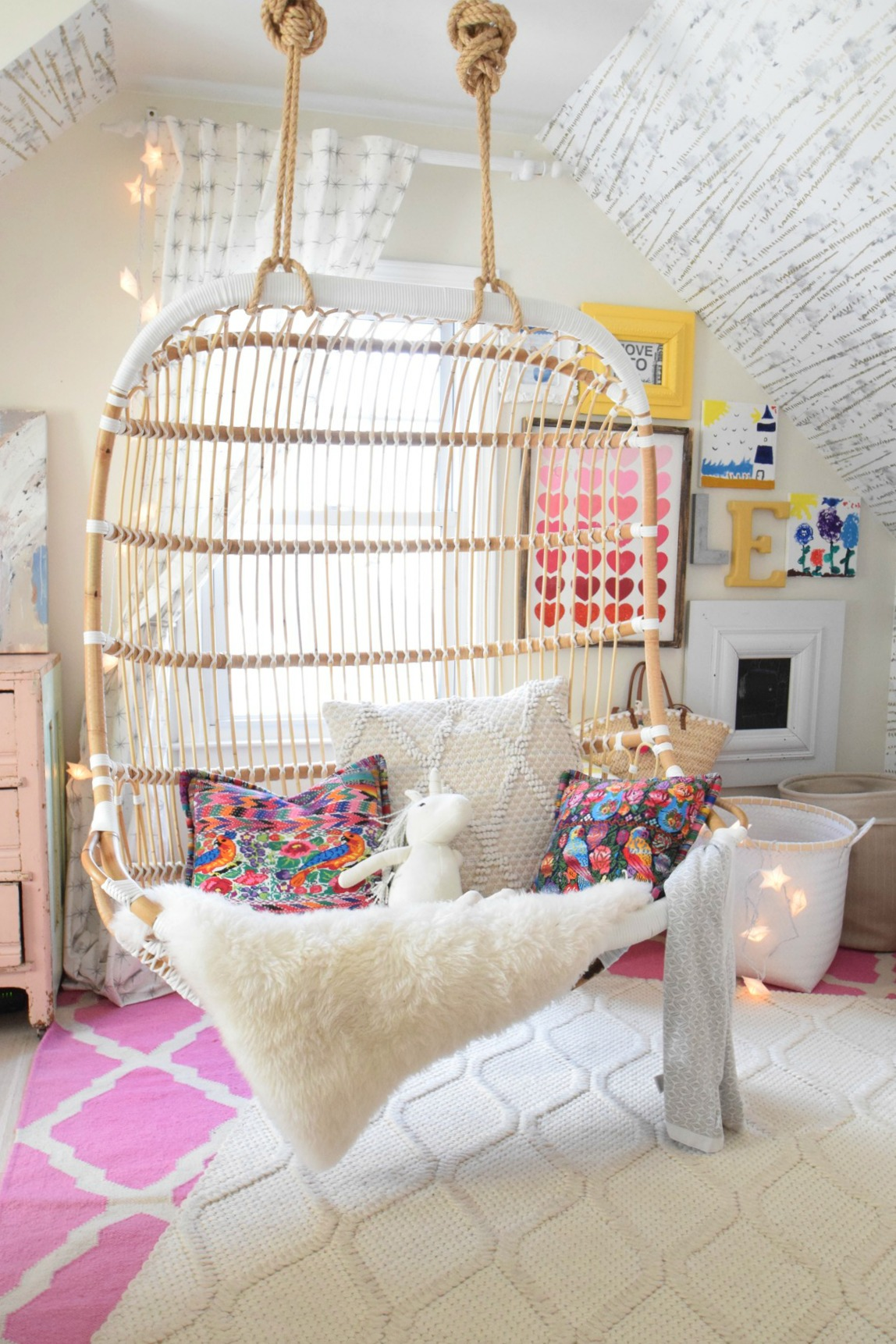 Delicieux Double Hanging Chair  Easy Steps To Install