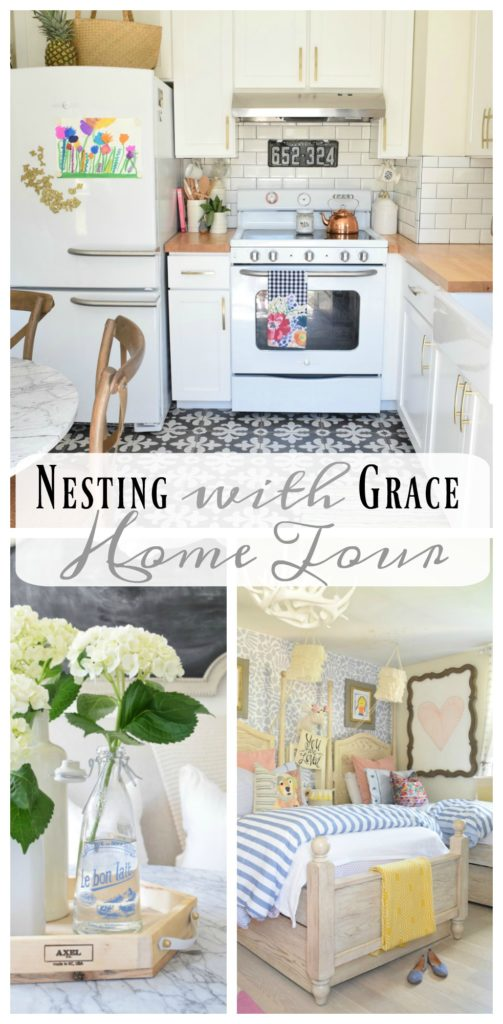 Most Popular Blog Posts of 2016- Nesting with Grace Home Tour