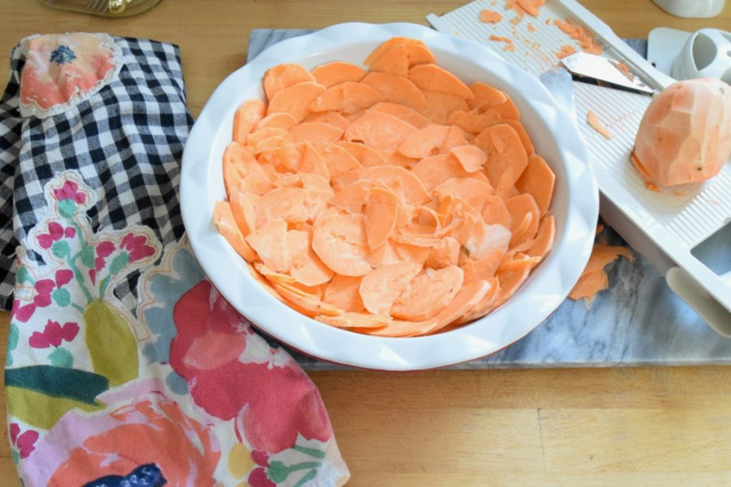 Friday Favorites- Sweet Potato Crust and Quiche