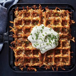 Friday Favorites- Hash Browns Waffle Iron