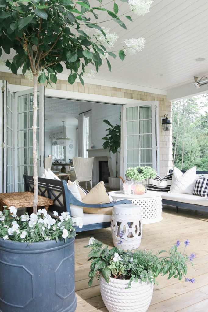 Friday Favorites- Outdoor Living Space