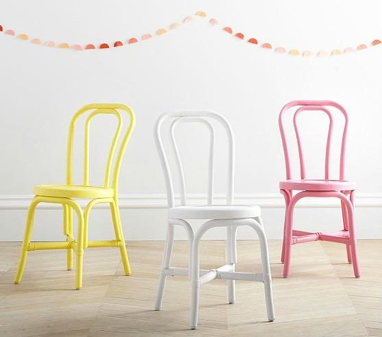 Friday Favorites- Bistro Kids Chairs