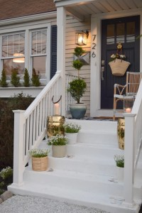 Front Porch Ideas and Designing the Outdoors - Nesting ...