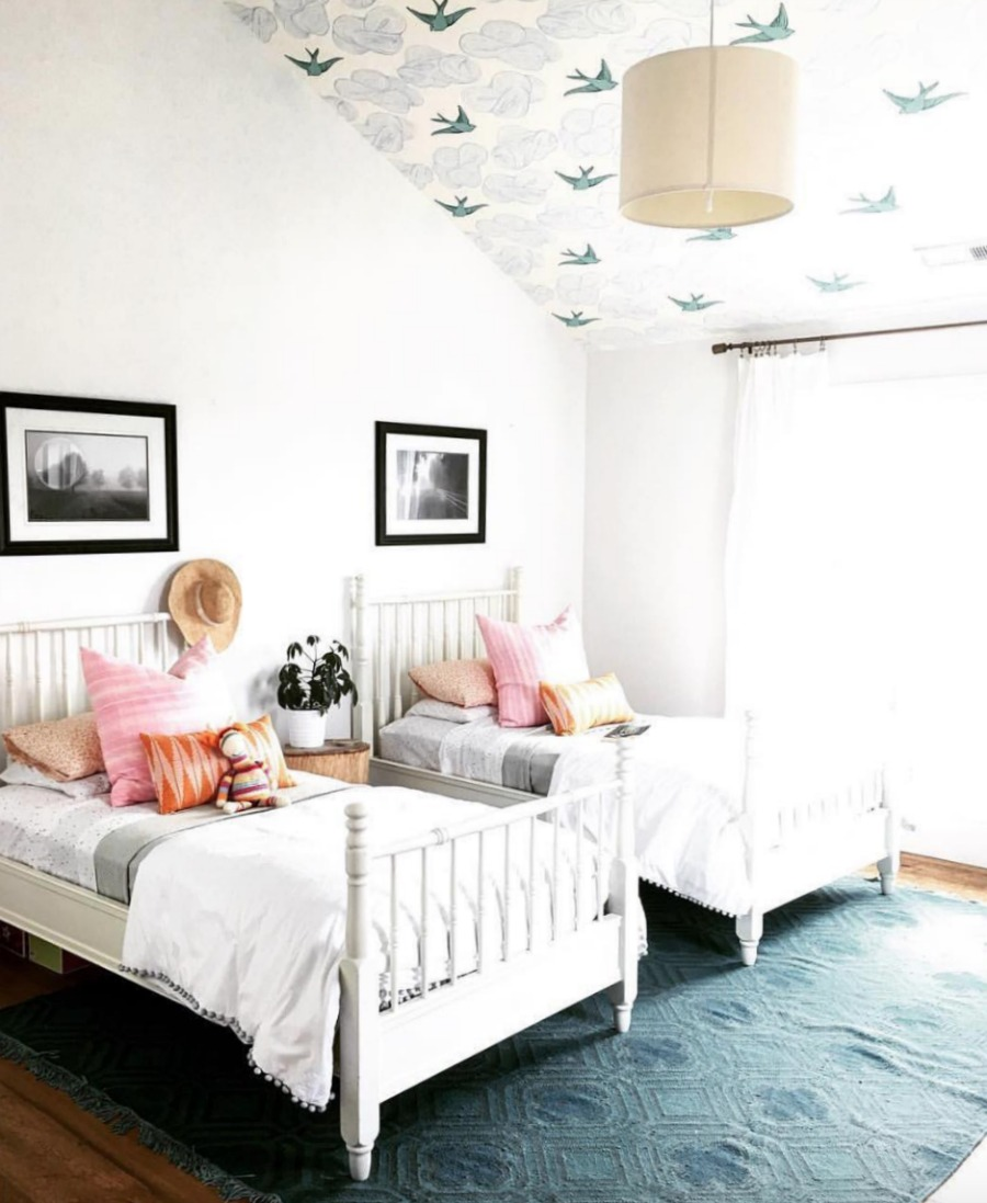 Home Tour- Hawkes Landing most Gorgeous White Kitchen - Nesting With ...