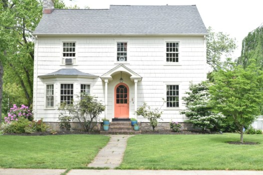 Exterior Paint Colors For Homes New England Style