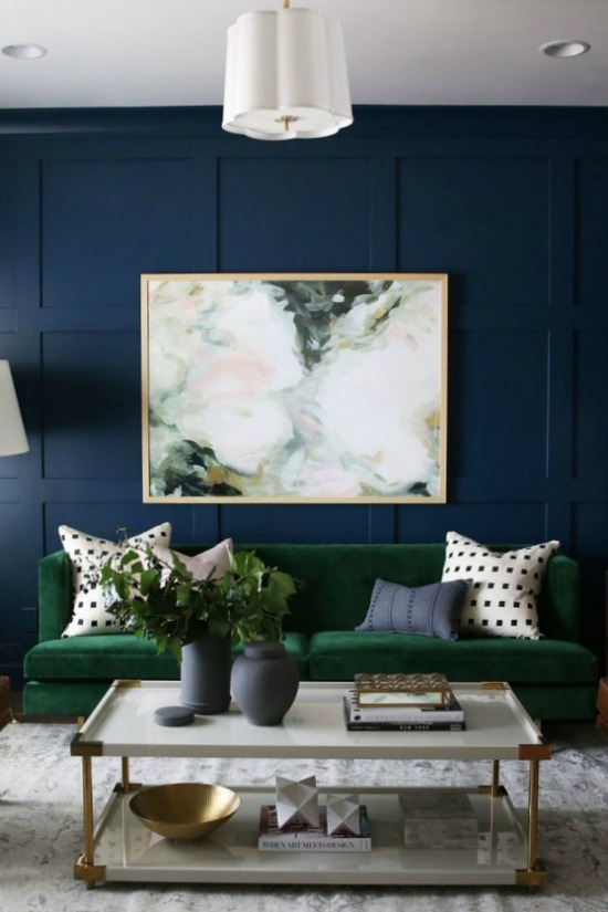 Fall Home Decor Trends- Country Living Magazine Predictions