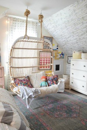 bedroom shared accent wall nestingwithgrace teen rooms teenage bedrooms again