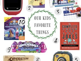 Christmas Gift Guide- For Kids- Top Toys