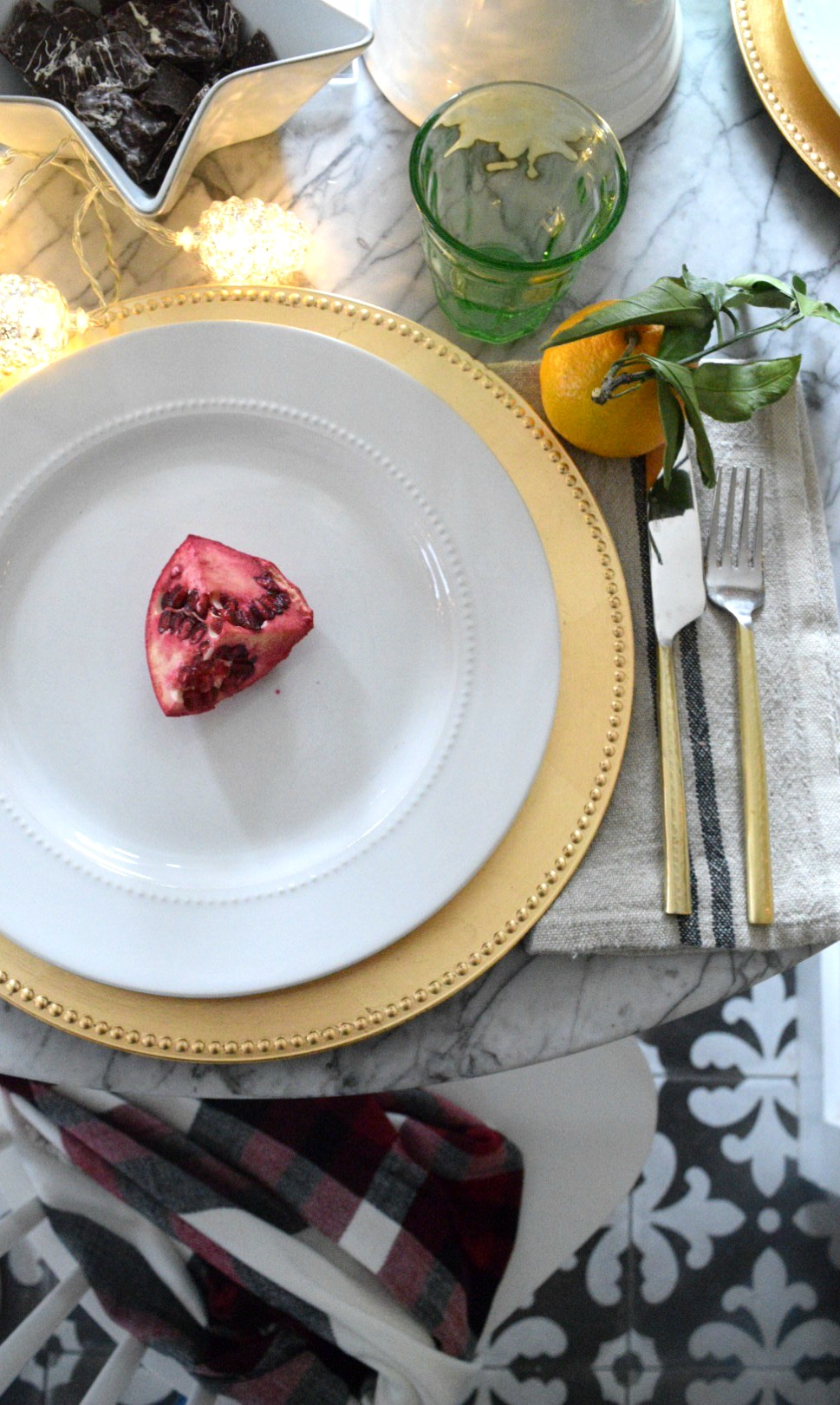 Holiday Entertaining Ideas- Casual and Tablescape Ideas
