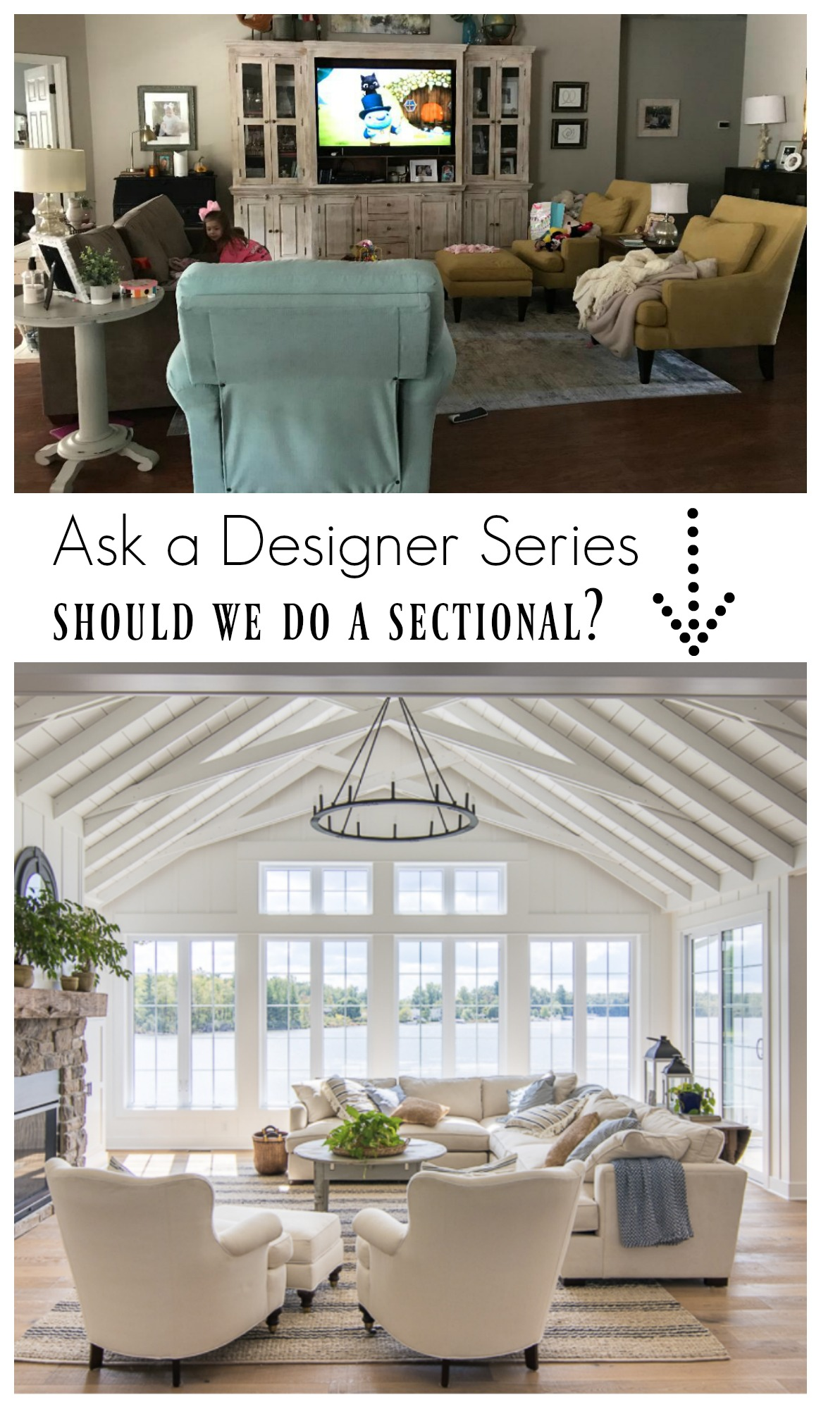 Ask a Designer Series- Fireplace, Wall Shelves, Mudrooms and More ...