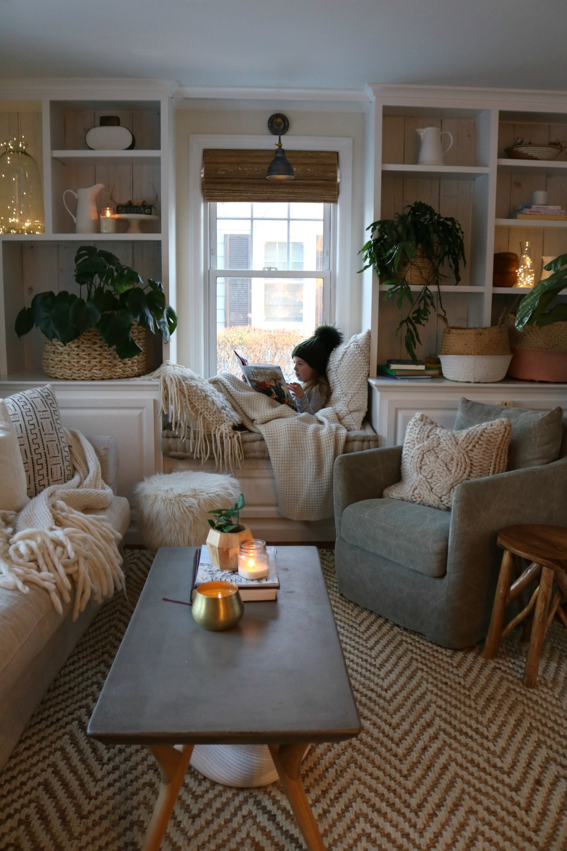 How to Have a Cozy Home- 4 Simple Tips!