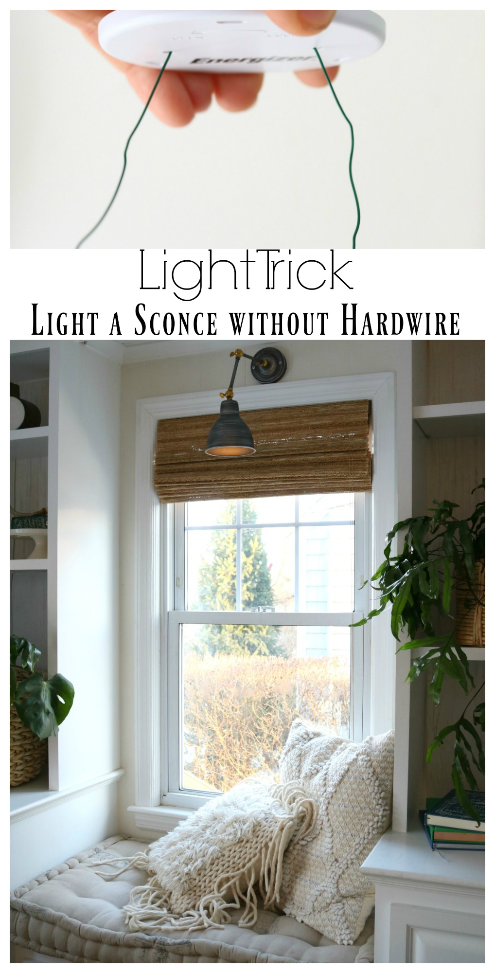 Miraculous Diy Sconces To Have Light Without Power Magic Light Trick Wiring Digital Resources Antuskbiperorg