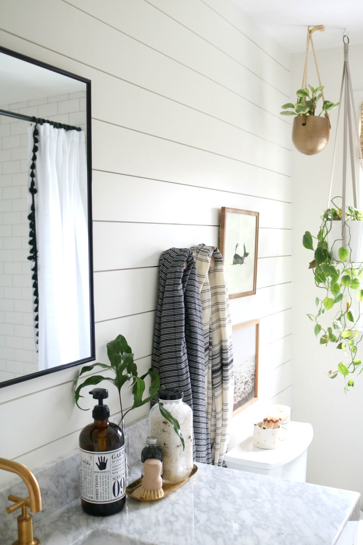 AZEK  The BEST Shiplap Look In A Bathroom