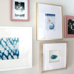 Gallery Wall Tips and Votes are in for the Chair!