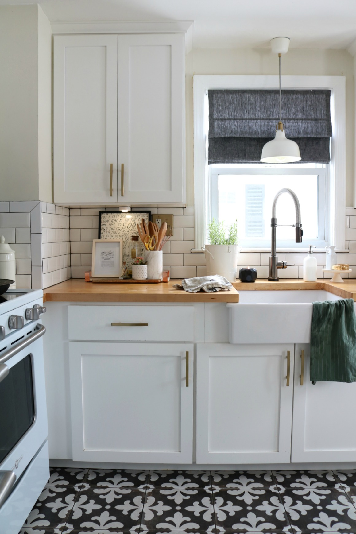 Tips For Kitchen Color Ideas: How To Mix Metals In The Kitchen And Our Kitchen Faucet